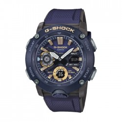 Casio G-Shock 51mm Men's Digital Watch GA-2000-2ADR in Kuwait | Buy Online – Xcite