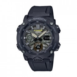 Casio G-Shock Men's Analog-Digital Watch GA-2000SU-1ADR in Kuwait | Buy Online – Xcite