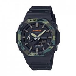 Casio G-Shock Men's Analog-Digital Watch GA-2100SU-1ADR in Kuwait | Buy Online – Xcite