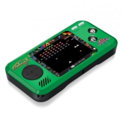 My Arcade  Galaga Pocket Player - Green