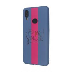 EQ Samsung Galaxy A10S Candy Silicone Print Back Case - G