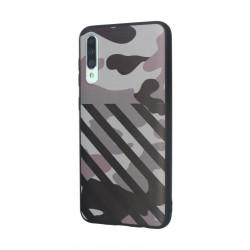 EQ Samsung Galaxy A70 Candy Silicone Print Back Case - A