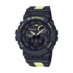 Casio G-SQUAD Digital & Analogue Watch - (GBA-800LU-1A1DR)