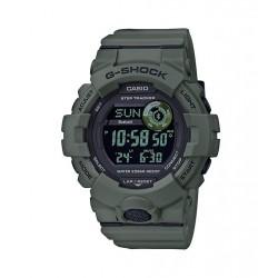 ساعة كاسيو جي - شوك المطاطية للرجال - رقمية - تناظرية (GBD-800UC-3DR)