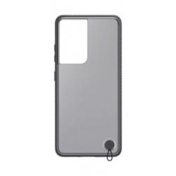 Samsung Galaxy S21+ Clear Protective Case (GG996CB) - Black