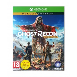 Tom Clancy's Ghost Recon: Wildlands Gameplay Cover