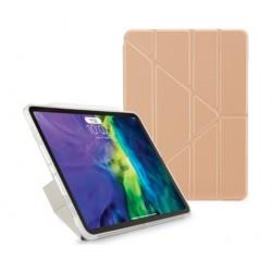 Pipetto iPad Air 4 10.9 inch Metalic Origami Case - Gold