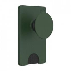 حامل البطاقات قابل للإزالة للهواتف الذكية من بوب واليت+  - أخضر (802997)