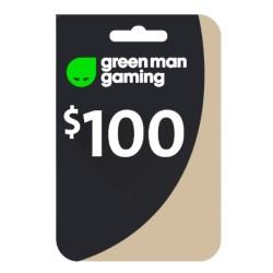 Green Man Gaming Gift Card $100 in Kuwait   Buy Online – Xcite