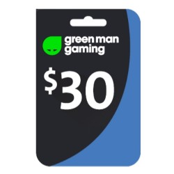 Green Man Gaming Gift Card $30 in Kuwait | Buy Online – Xcite