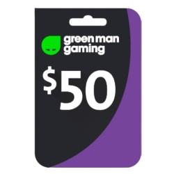 بطاقة جرين مان جيمينج 50 دولار في الكويت | شراء اون لاين - اكسايت