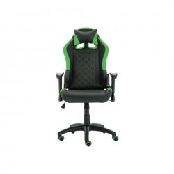 كرسي الالعاب الالكترونية للأطفال ، ار جي سي -5001 من إي كيو – أسود / أخضر