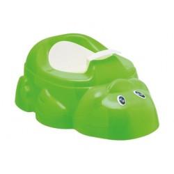 قعادة الحمام للأطفال على شكل بطة من شيكو – أخضر (199)