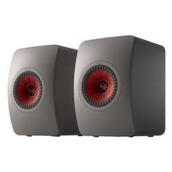 مكبر صوت ميتا بوك شيلف بقوة 100 واط من كيف (LS50) - رمادي
