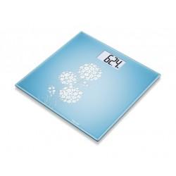Beurer GS 200 Allium Digital Glass Scale - Sky Blue