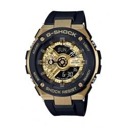 ساعة كاسيو جي-شوك جي-ستيل الرياضية التناظرية الرقمية (GST-400G-1A9DR)