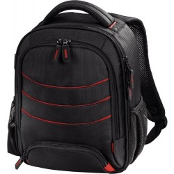 Hama Camera Backpack Miami 150 (126697) - Black/Red