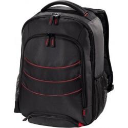 Hama Camera Backpack Miami 190 (126682) - Black/Red