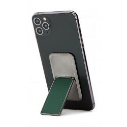 HANDLstick Solid Electroplated Smartphone Holder - Midnight Green