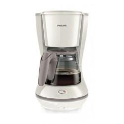 صانعة القهوة دايلي كولكشن بقوة ١٠٠٠ واط وسعة ١.٢ لتر من فيليبس – أبيض (HD7447/00) –