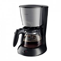 ماكينة القهوة بالتنقيط من فيليبس – أسود (HD7462/20)