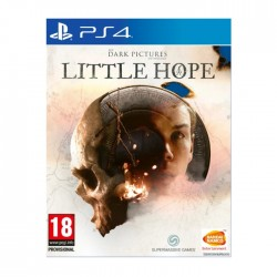 The Dark Pictures: Little Hope PS4 Game in Kuwait | Buy Online – Xcite