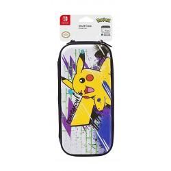 Hori Nintendo Switch Premium Vault Case - Pikachu Edition