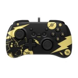 Hori Nintendo Switch DuraFlexi Protector - Pikachu Black & Gold Edition