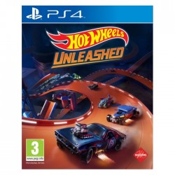 Hot Wheels Unleashed PS4 Racing Game all ages buy in xcite kuwait