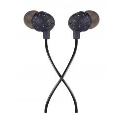 House of Marley Little Bird In-Ear Headphones - Black