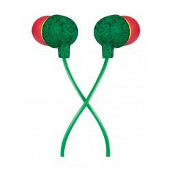 House of Marley Little Bird In-Ear Headphones - Rasta