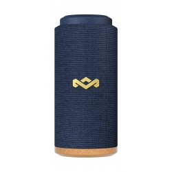 House of Marley No Bound Portable Bluetooth Speaker - Blue