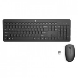 hp keyboard mouse black wireless durable affordable buy in xcite kuwait