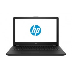 HP core i3 4GB RAM 500GB HDD15.6-inch Laptop (15-BS151NE) - Jet Black