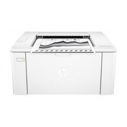 HP LaserJet Pro M102w Printer Front View