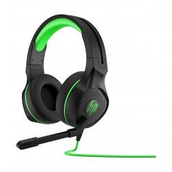 HP Pavilion 400 Gaming Headset - Black / Green