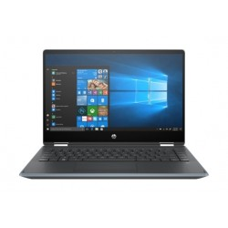 HP Pavilion X360 Core i3 4GB RAM 1TB HDD + 128 SSD 14-inch Laptop - Blue