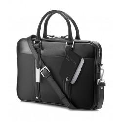 HP Spectre 14 Inch Toploader Messenger Bag (1PD70AA#ABB) - Black