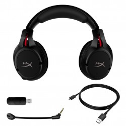 Kingston HyperX Flight Wireless Gaming Headset - Black