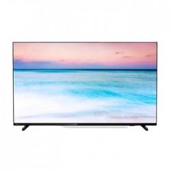تلفزيون فيلبس 4كي ال اي دي فائق الوضوح بحجم 50 بوصة  - 50PUT6604/56