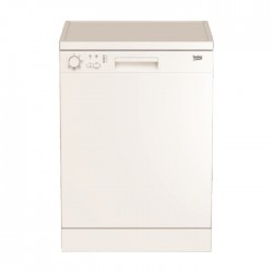 Beko 5 Programs Freestanding Dishwasher (DFN05310W0) - White