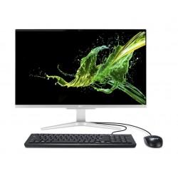 Acer Aspire C 27 Core i5 8GB RAM 2TB HDd + 256 SSD 27-inch All-In-One Desktop (DQ.BCNEM.002) - White