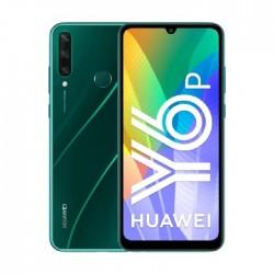 هاتف هواوي Y6P بسعة 64 جيجابايت - أخضر