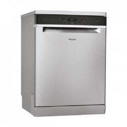 Whirlpool 10 Programs 14 Settings Dishwasher (WFO 3T323 6.5P X U) - Stainless Steel