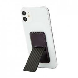 HANDLstick Carbon Fiber Smartphone Holder - Black