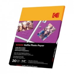 Kodak Selfile Photo Paper 4R (PKT/20)