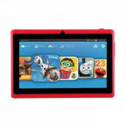 Atouch Q19 RAM 8GB 7-inch WiFi Tablet - Red