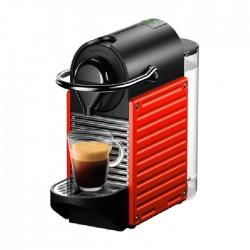 Nespresso Pixie Coffee Machine (C61-ME-RE-NE) - Red