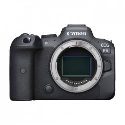 اطلب مسبقا : كاميرا كانون اي او اس ار 6 بدون مرآه (هيكل فقط)