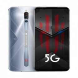 Red Magic 5S 5G 128GB Gaming Phone – Sonic Silver